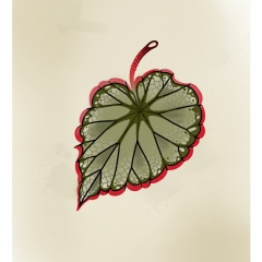 Tattoomotiv Tropenblatt von Celine