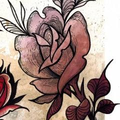 Herzwert Wannado von Celine - Rose