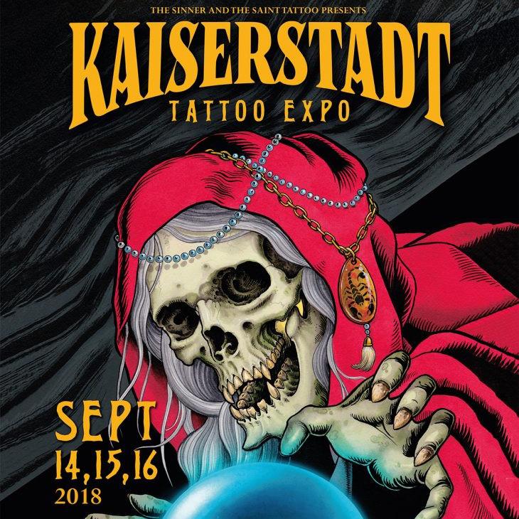 Herzwert auf der Tattooexpo in Aachen