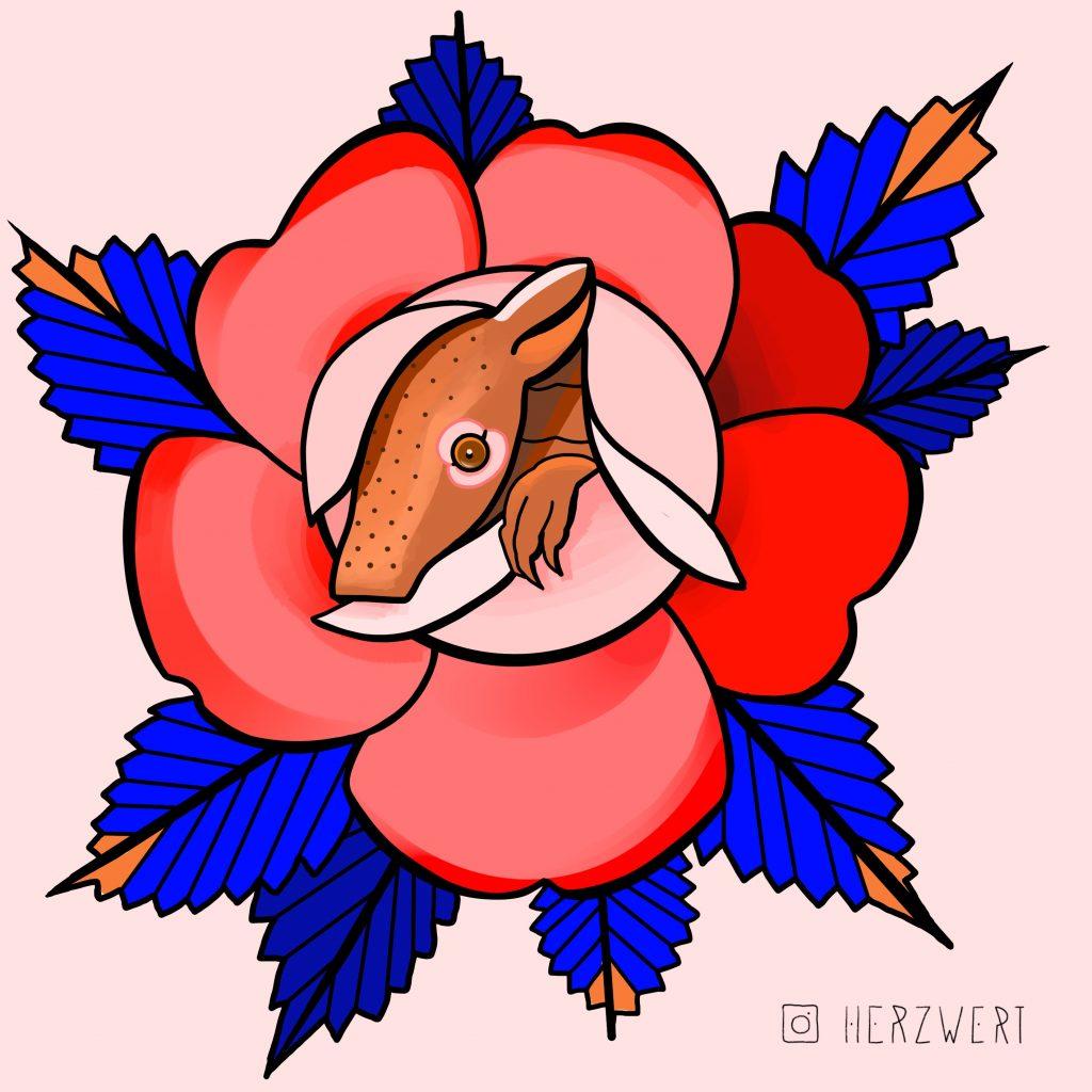 Rosen tattoo