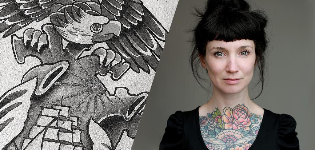 Celine Gaspers Portrait